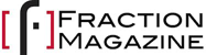 Fraction Magazine Logo