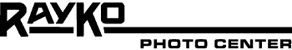 RayKo Photo Center Logo