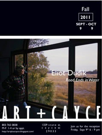 Eliot Dudik ART+CAYCE Exhibit