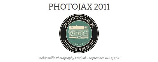 PHOTOJAX 2011 Logo