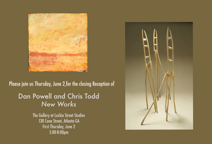 Dan Powell 'New Works' Closing Reception